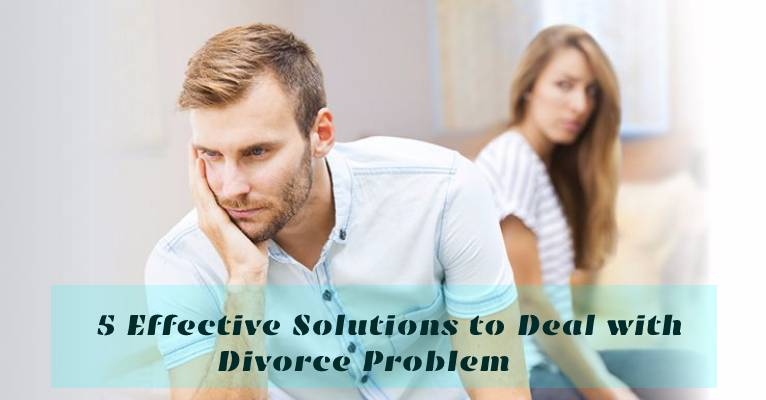 divorce probem solution