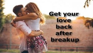 get your love back
