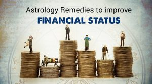 Astrological Remedies for Financial Problems