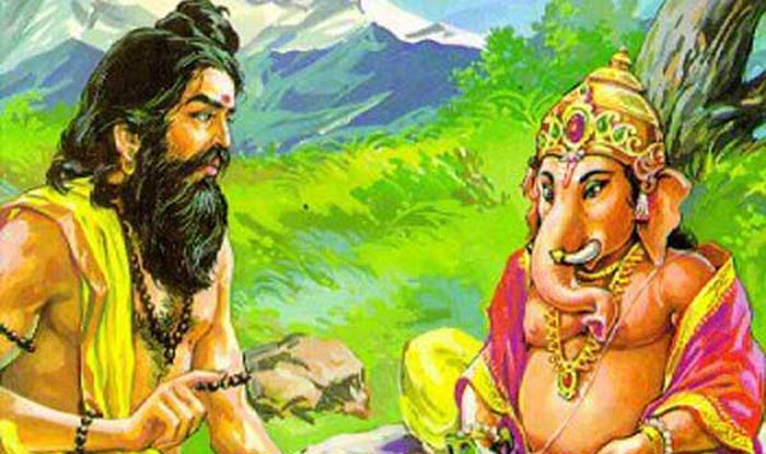 origin of ganesha