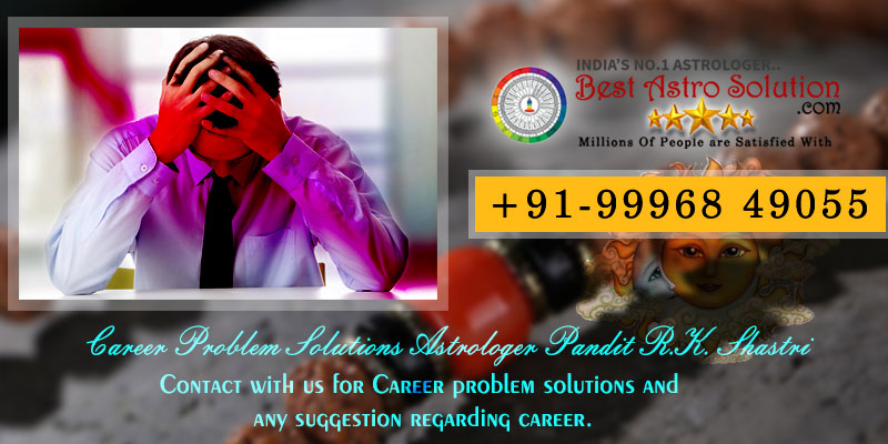 Career problem solutions