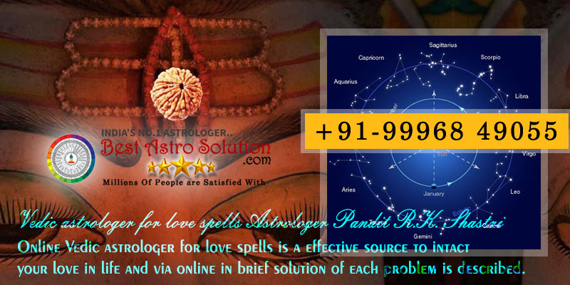 Online Vedic astrologers for Love spell